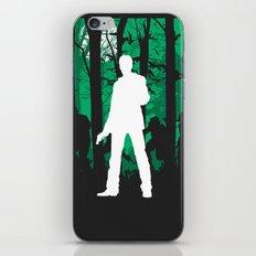 Alan Wake iPhone & iPod Skin