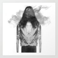 Faceless Art Print