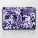 Delft Blue Floral iPad Case