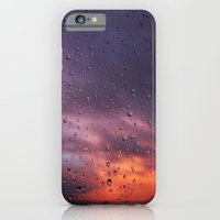 iPhone & iPod Case featuring Weather Patterns #2 by Emma Conner