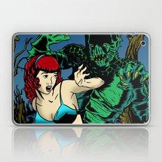 LAKE MONSTER Laptop & iPad Skin