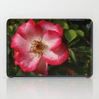 Pink Flower iPad Case