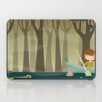 Swamp iPad Case