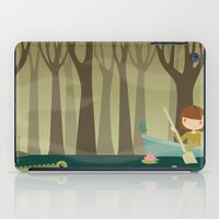 Swamp iPad Case
