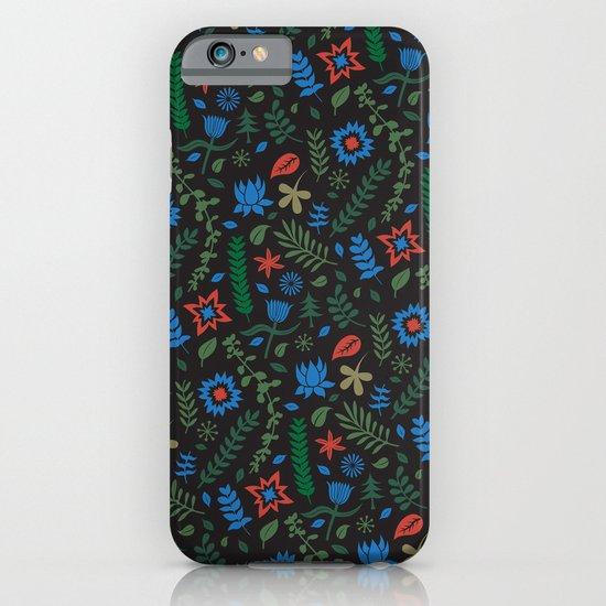 Herbal myst iPhone & iPod Case