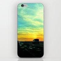 Roadtrip iPhone & iPod Skin