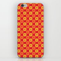 Happy Retro 8 iPhone & iPod Skin