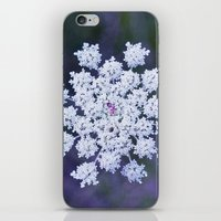 Snowflake iPhone & iPod Skin