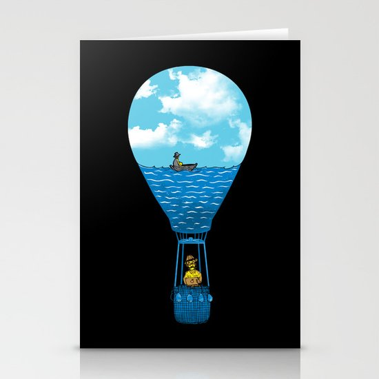 Explore Stationery Card