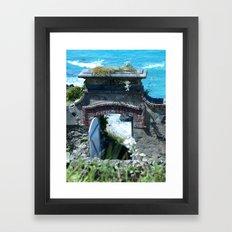 Grandville Framed Art Print