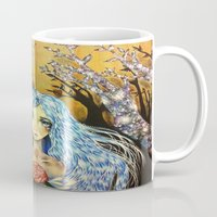 Winter Angel Mug