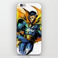 Dr Strange iPhone & iPod Skin