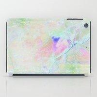 Cracked Rainbow iPad Case