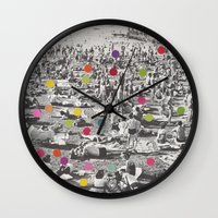 A Good Spot Wall Clock