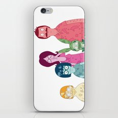 Bob's Burgers  iPhone & iPod Skin