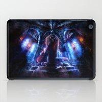 Castlevania: Vampire Variations- Dracula iPad Case