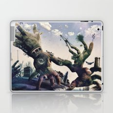 TOWN Laptop & iPad Skin