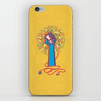 Pop Revolution iPhone & iPod Skin