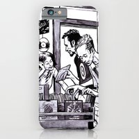 iPhone & iPod Case featuring A perfect day by Salgood Sam