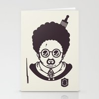 Barry Potter Stationery Cards