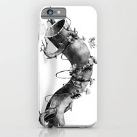 iPhone & iPod Case featuring Creature Forest  by ErDavid