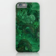 malachite iPhone 6 Slim Case