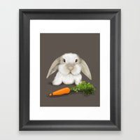 I Know What You Did Last… Framed Art Print