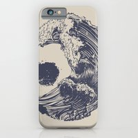 iPhone & iPod Case featuring Swell by Huebucket