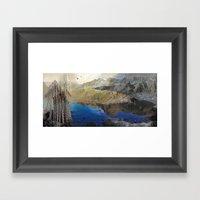 Imposscape_01 Framed Art Print