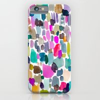 iPhone Cases featuring Color Party by Barbarian | Barbra Ignatiev