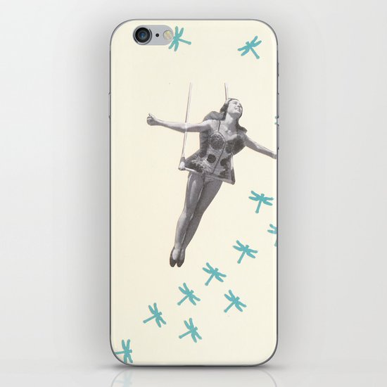 Oh to be a Dragonfly iPhone & iPod Skin