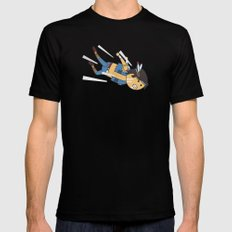 Condor Dive! Mens Fitted Tee Black SMALL
