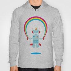 Skipping a Rainbow Hoody
