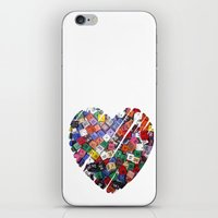 XOX iPhone & iPod Skin