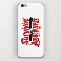 Survivin' iPhone & iPod Skin