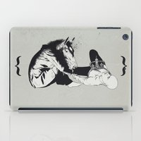 Checkmate iPad Case