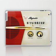 Classic Old Vintage Retr… Laptop & iPad Skin
