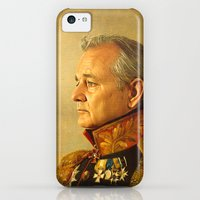 iPhone 5c Cases featuring Bill Murray - replaceface by replaceface