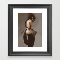 JonesEntry3 Framed Art Print