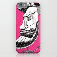 Hipster Mask iPhone 6 Slim Case
