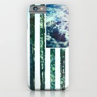 iPhone & iPod Case featuring USA Wilderness by Leah Flores