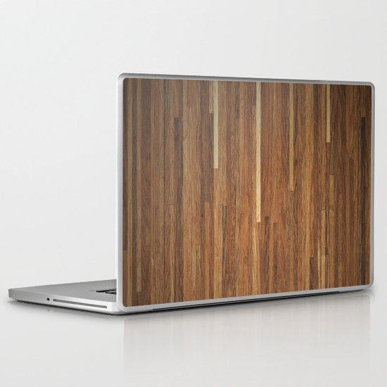 Wood #2 Laptop & iPad Skin