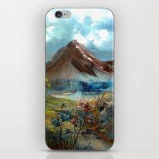 masal dağı iPhone & iPod Skin