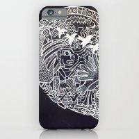 Ancient figures iPhone 6 Slim Case
