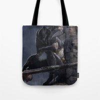 Rapace Tote Bag