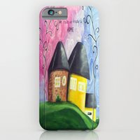 iPhone & iPod Case featuring House A Home by Kr_design