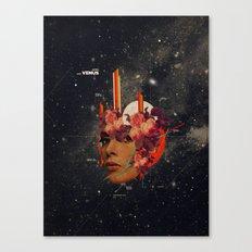 Astrovenus Canvas Print