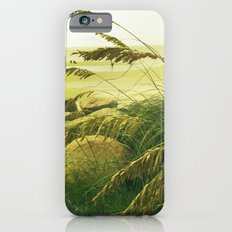Beach Grass - Fripp Island, South Carolina iPhone 6 Slim Case
