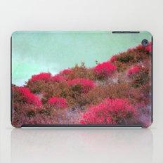 the hill iPad Case