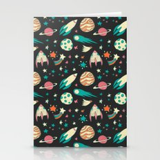 Science Fiction Wrapping… Stationery Cards